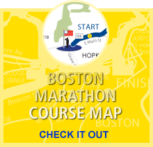 Boston Marathon Course Map Link
