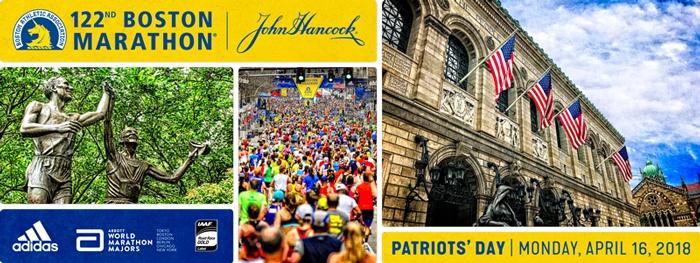 Boston Marathon 2018 Date And Time
