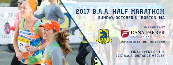 2017 B.A.A. Half Marathon